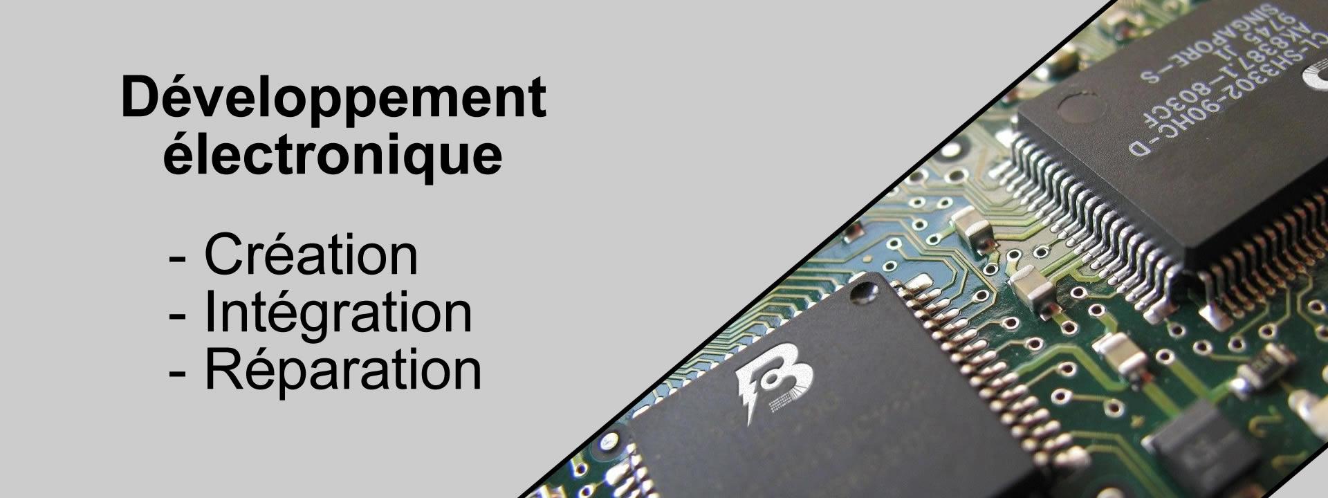 Developpement Electronique